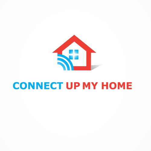 Create the next logo for Connect Up My Home