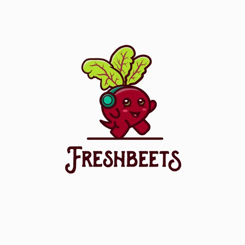 Logo for Freshbeets