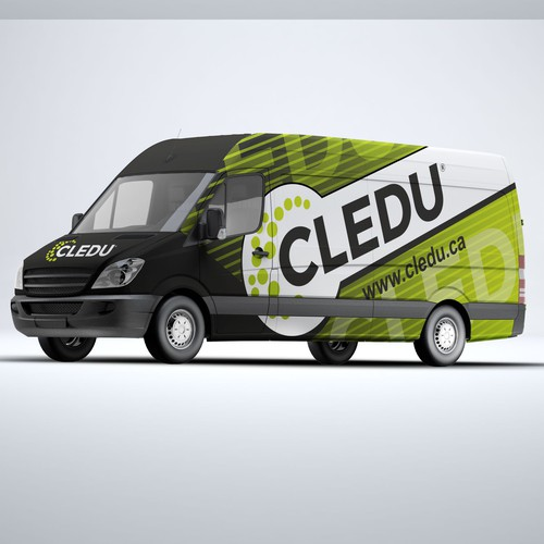 Car wrap's for CLEDU!