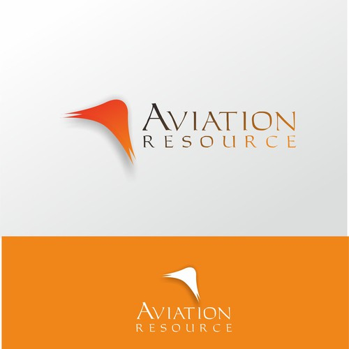 aviation design logo