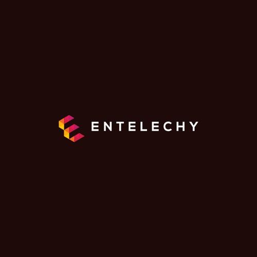 Colorful logo for ENTELECHY