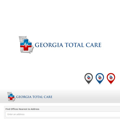 Logo design for Georgia Total Care