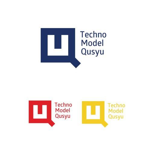 Initial logo for technic company
