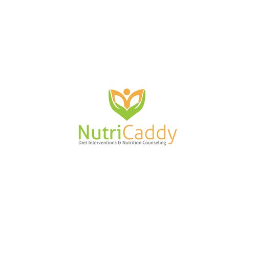 Logo concept for nutrition services