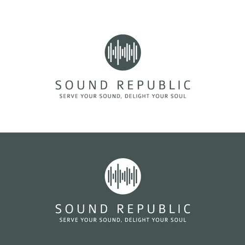Logo for Sound Republic