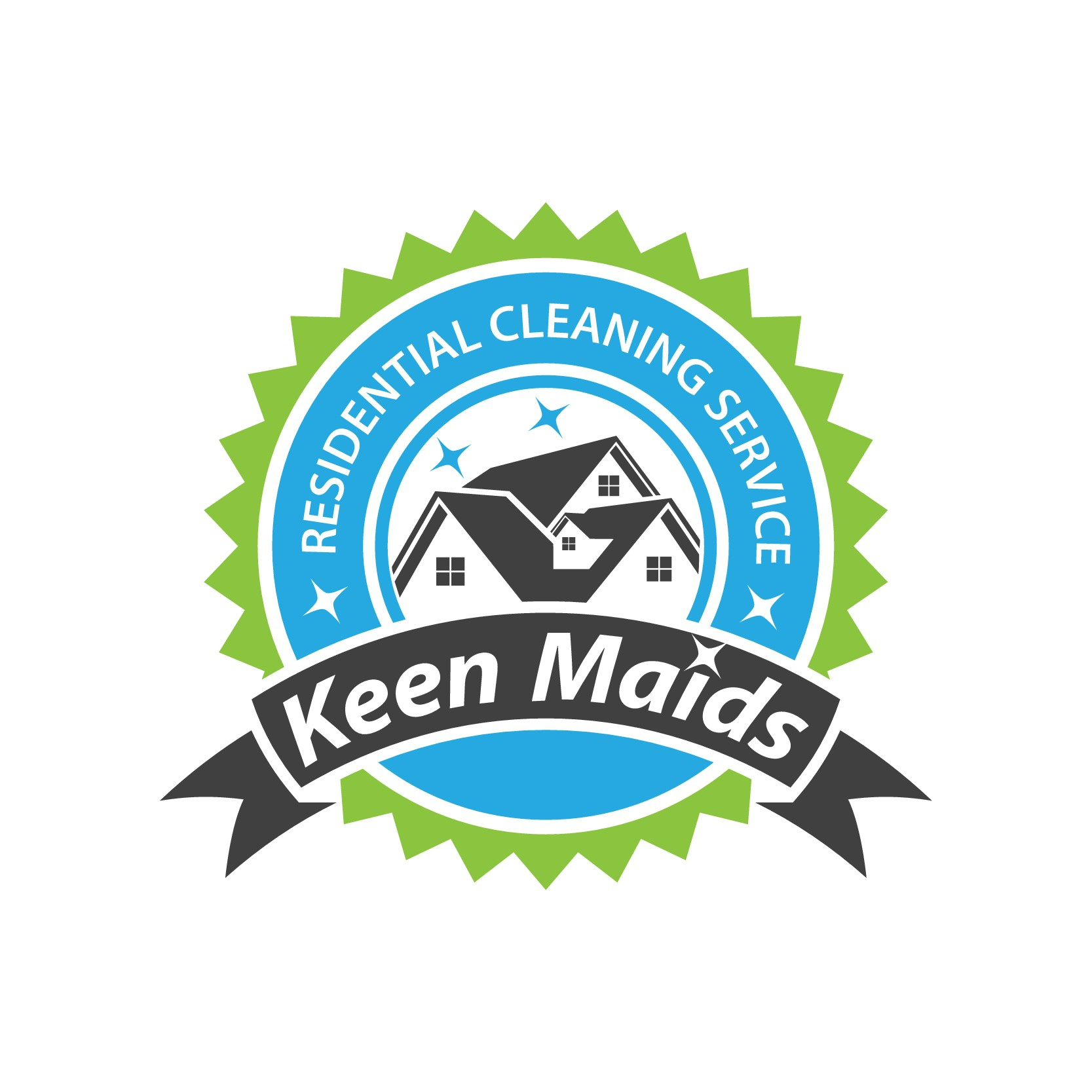 Create a friendly yet professional look for our keen maids