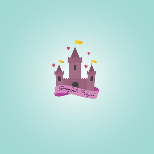 FairyTale Project- Logo design
