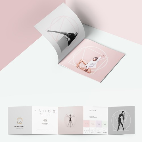 Brand Identity for Esthetic Clinic