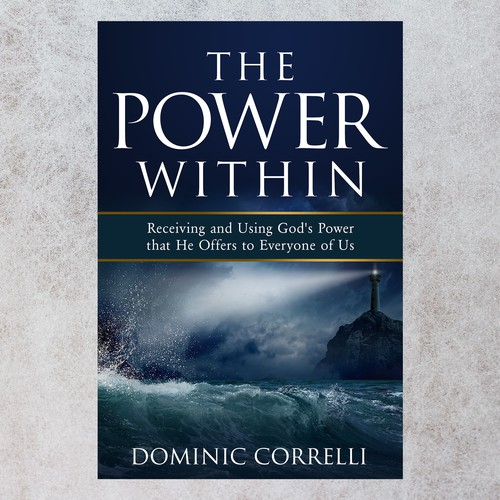 The Power Within Book Concept