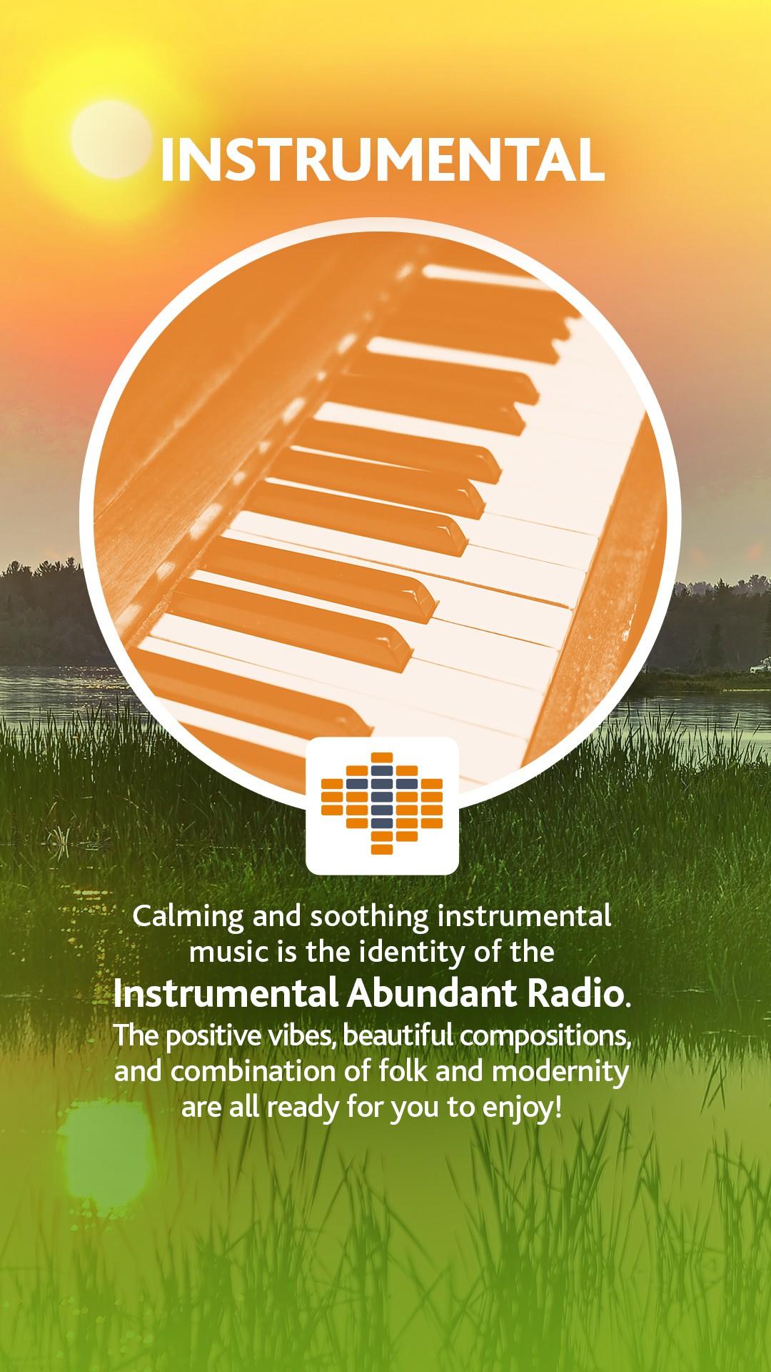 Abundant Radio - Listen Tab - Instrumental
