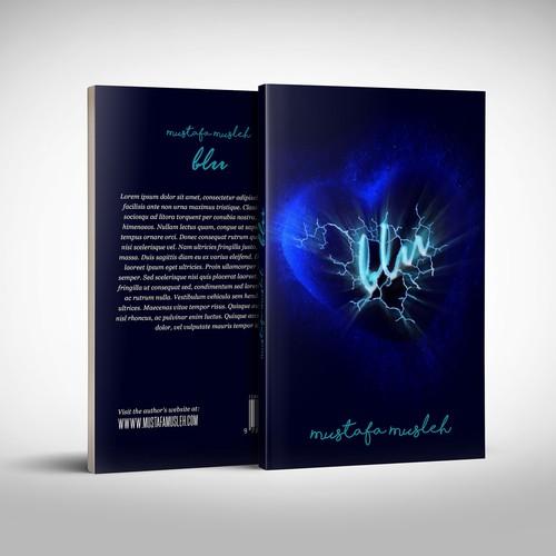 BLU book cover