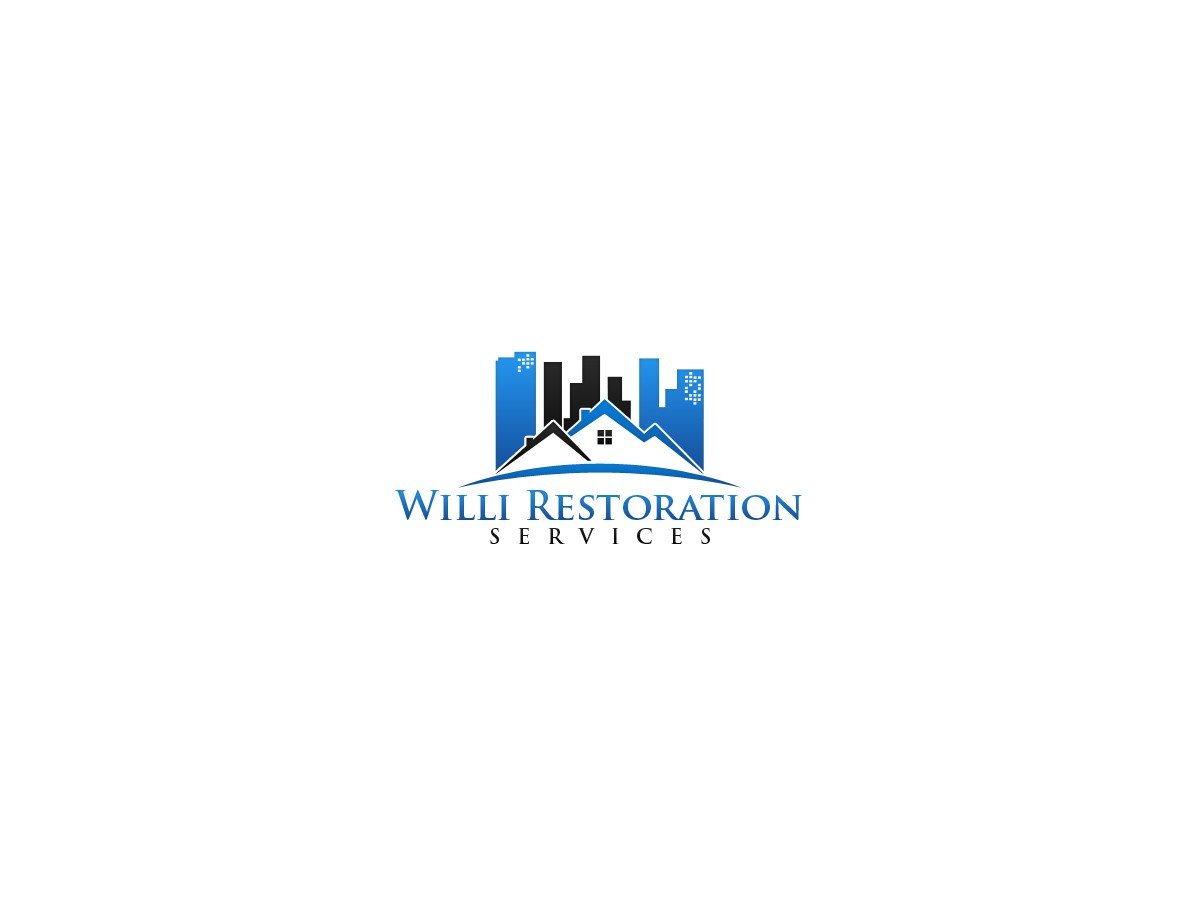 Create the next logo for Willi Restoration Services