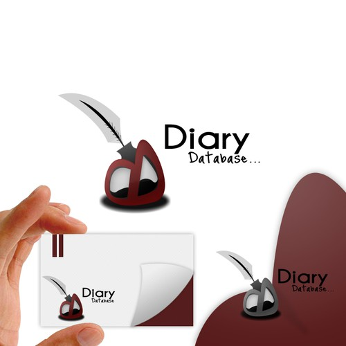 Database Diary need a new logo and business card