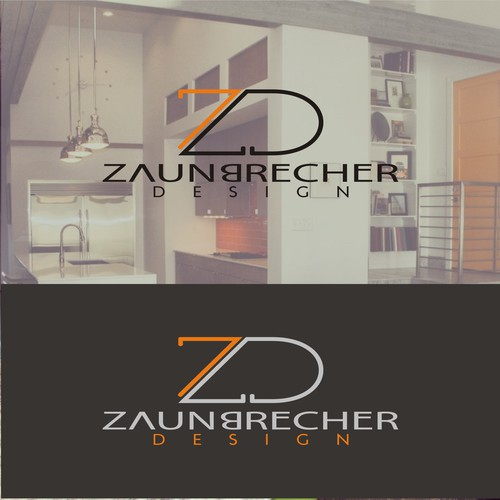 logo concept for Zaunbrecher
