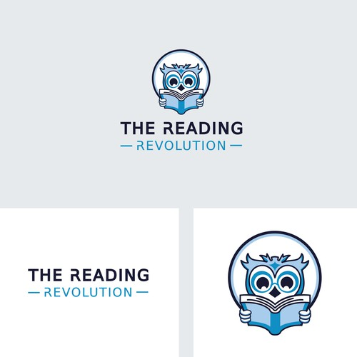А powerful new logo for our reader blog!