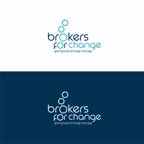 Brokers for change logo