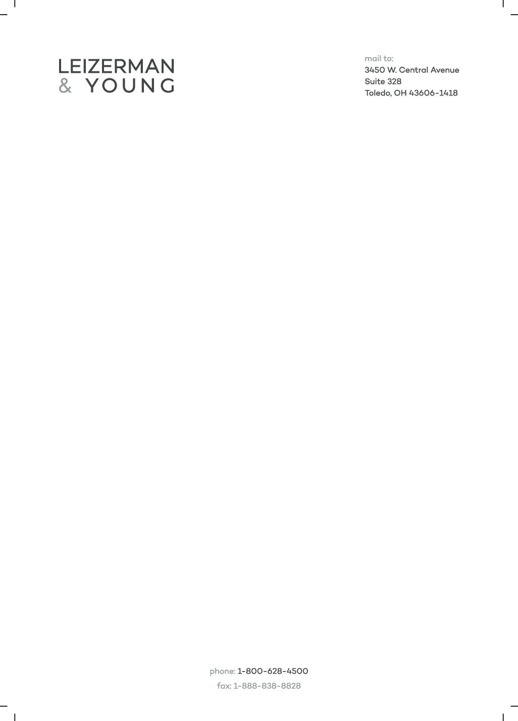 Leizerman logo update
