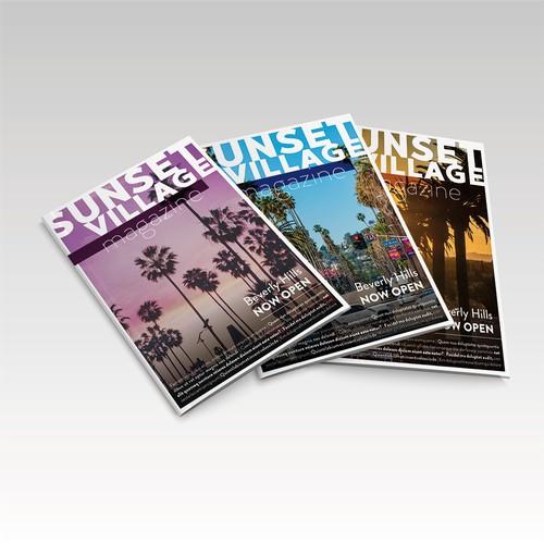 cover design magazine