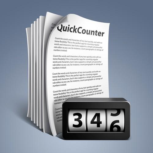Icon for mac app QuickCounter