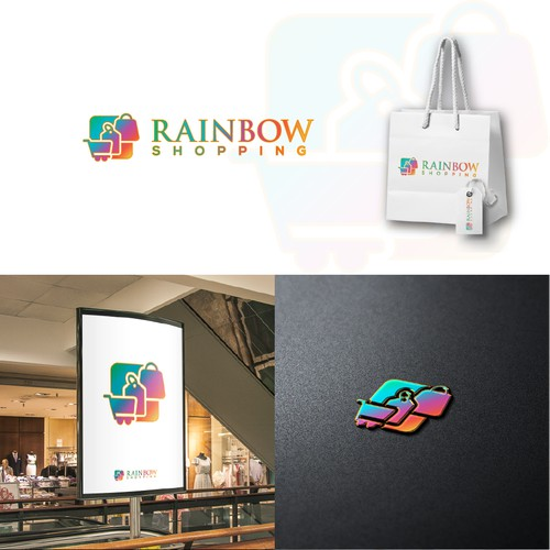 Great looking logo for online retail store