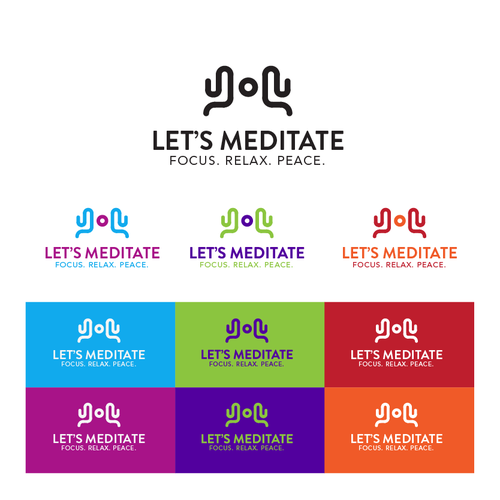 "Inspire people around the world to meditate together: ""Let's Meditate"""