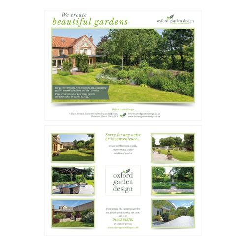 Oxford Garden Design