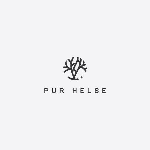 Pure Tree design for holistic health service