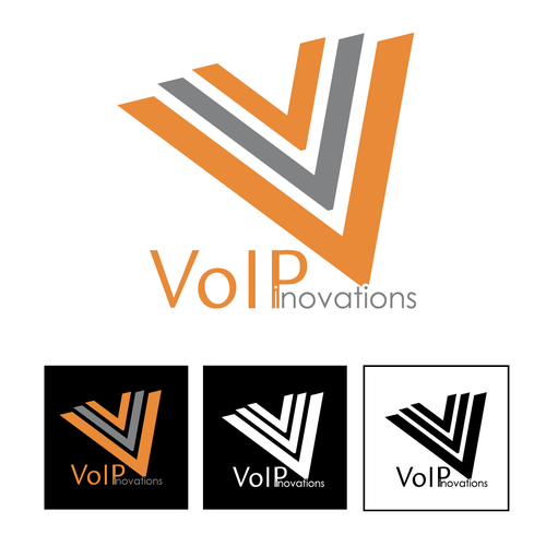 Logo for VoIp inovations company