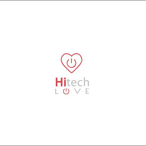 Create an unforgettable logo for Hitech Love!