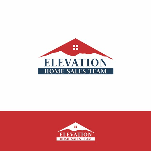 Real estate agent logo idea