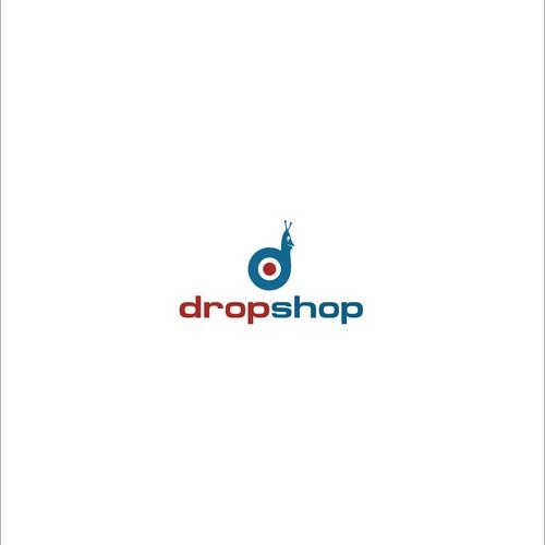 design logo for dropshop