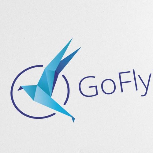Logo design for GoFly365.com