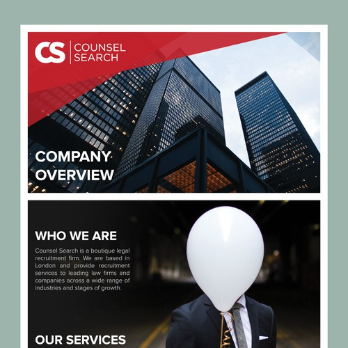 Brochure for Counsel Search