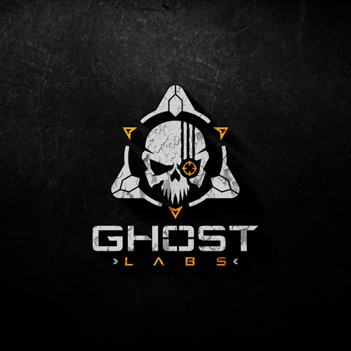 Logo design for Ghost Labs
