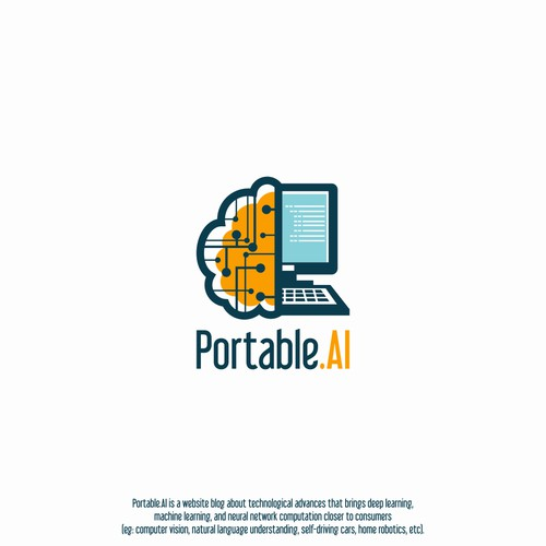 Portable ai brain