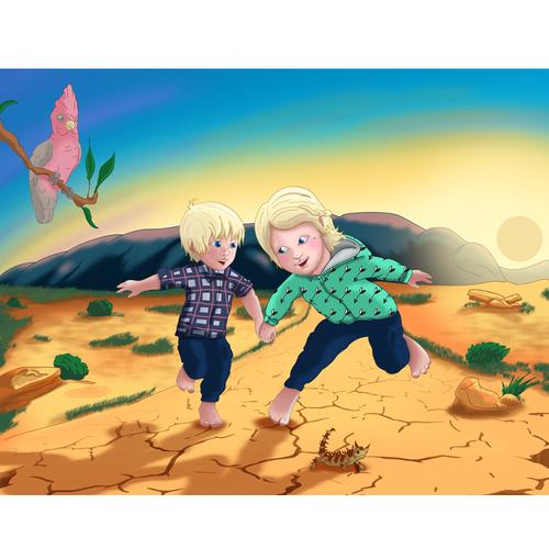 Desert Kids