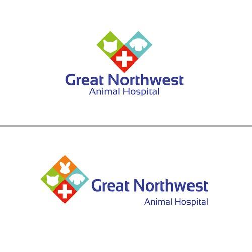 Logo Concept for Animal Hospital