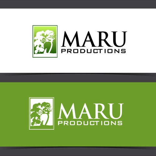 Create a fun & professional logo for a production company!