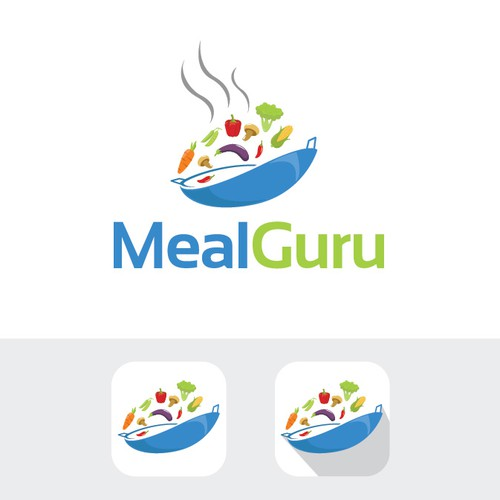 Create logo for new mobile cooking app