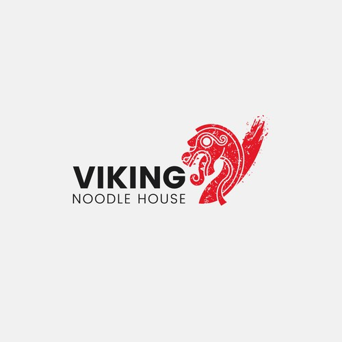 Viking Noodle House Logo