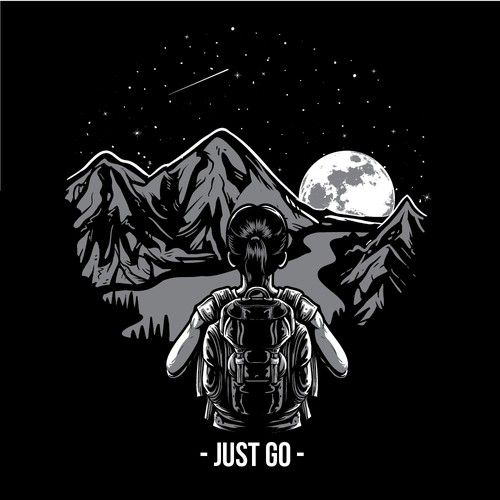 Just Go Girl