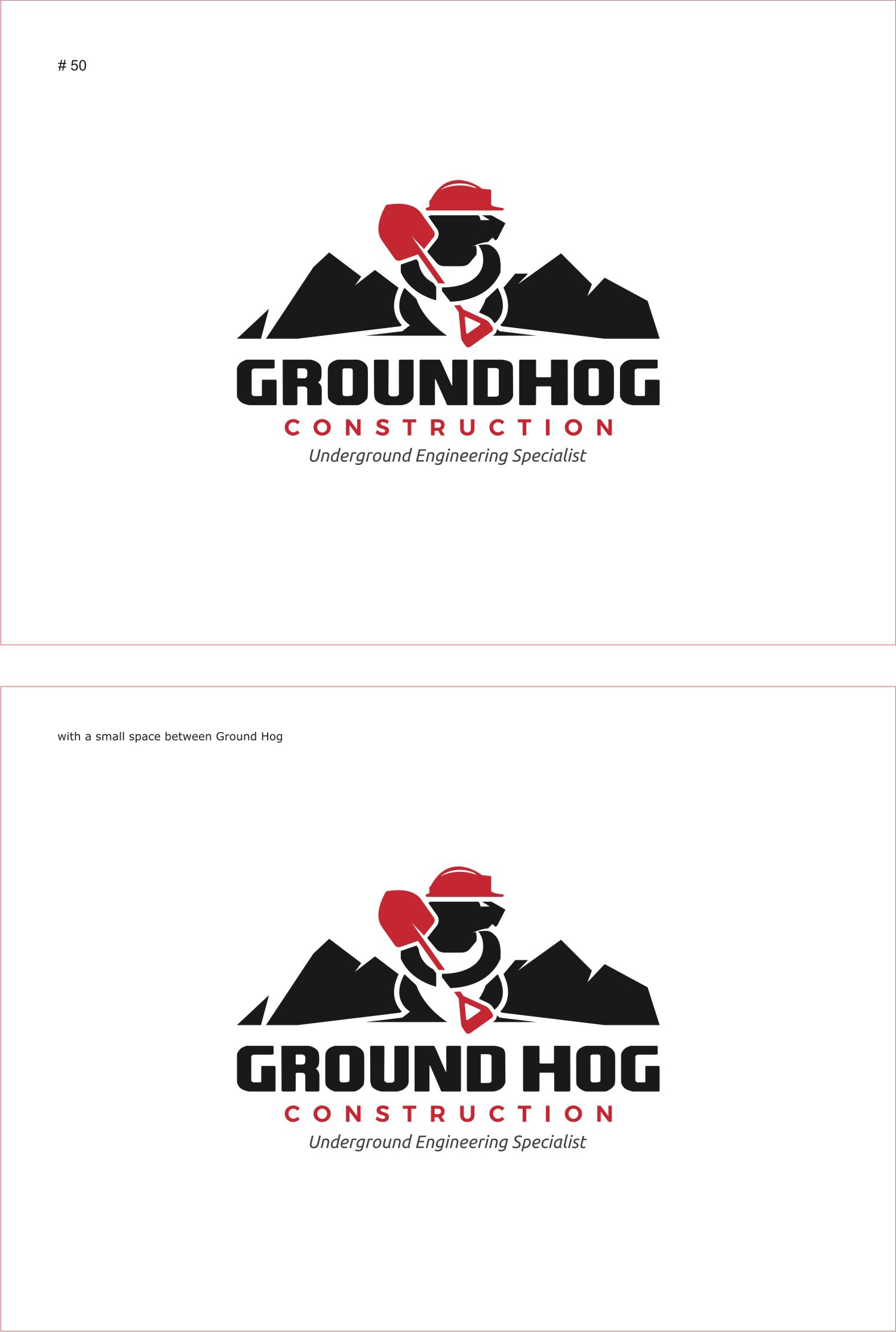 Timeless rebrand for Father/Son Engineering Construction company
