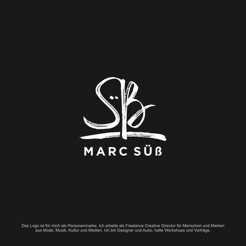 """Sweet Stuff: Logodesign für die Personenmarke """"Süß"""""""