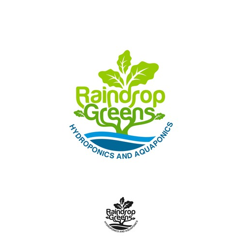 Logo for Hydroponics and Aquaponics