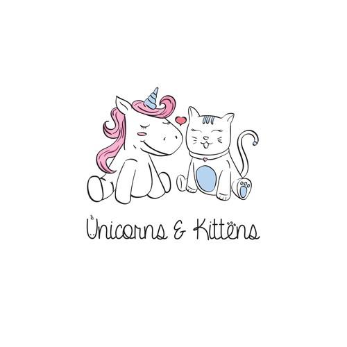 Unicorns & Kittens