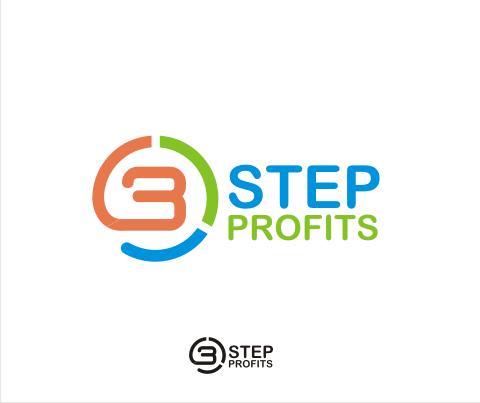 3 Step Profits needs a new logo