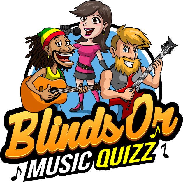 Design a very fun logo for a online music quizz game!