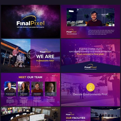 FinalPixel Need Beautiful PDF Deck