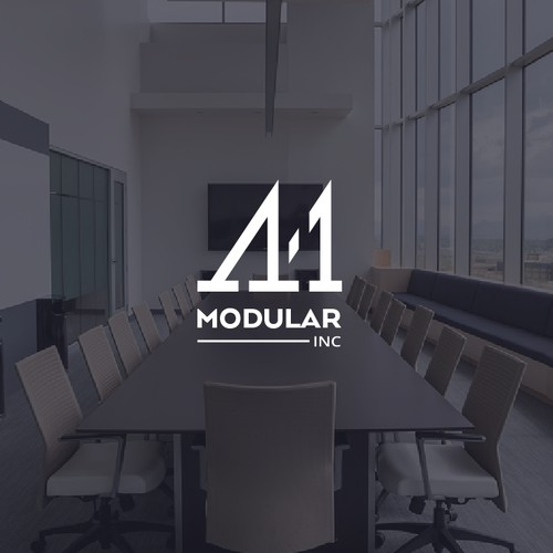 Clean design that says excellence for A-1 Modular Inc