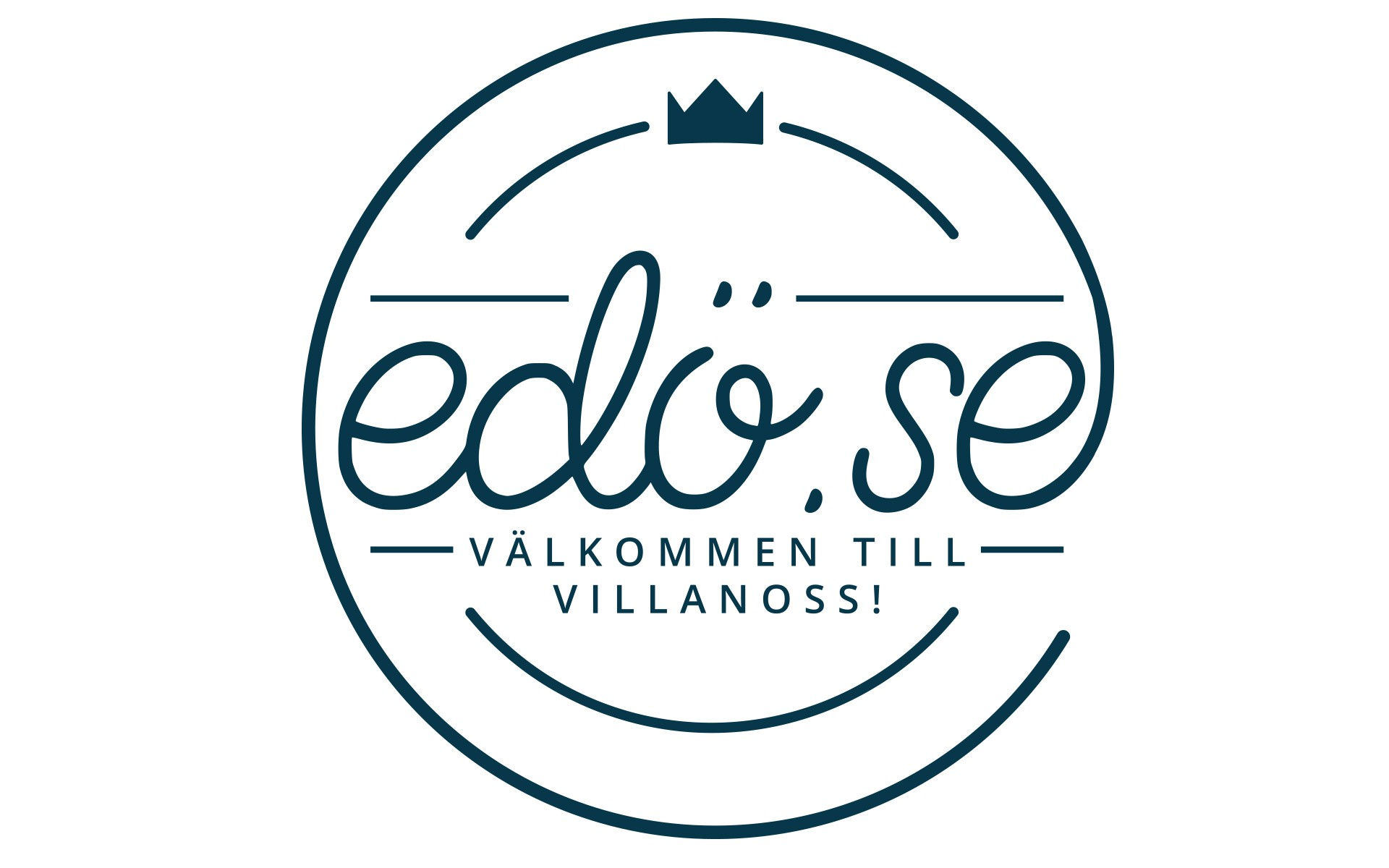 Create a logo for an amazing place in Sweden